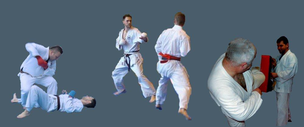 Nábor do kurzů kumite a kickboxu