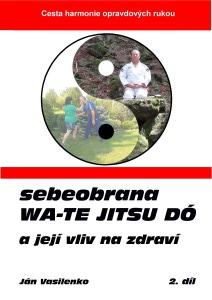 Kniha Wa-te jitsu dó sebeobrana