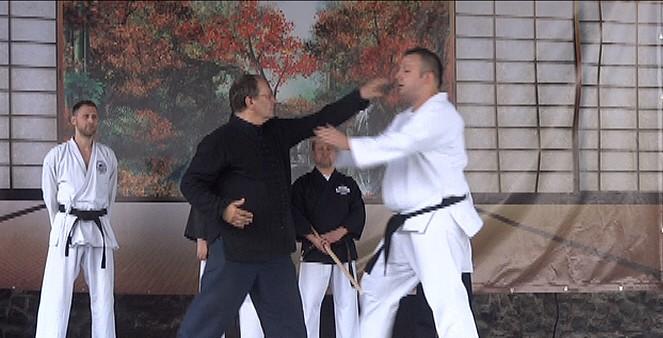 sebeobrana Wa-te jitsu