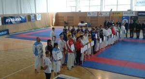 Atara karate Ostrava kumite