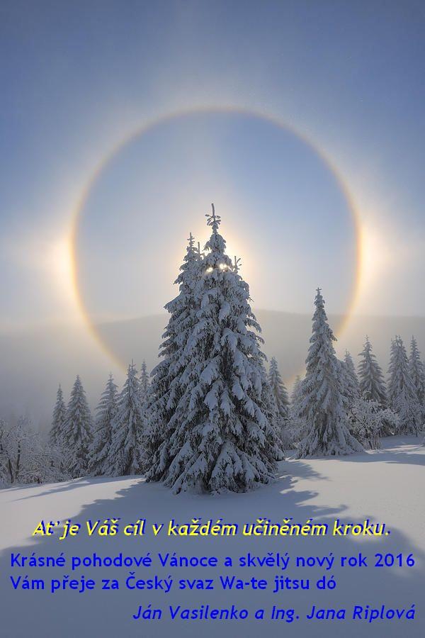 vánoce, nový rok, Ostrava, karate, kobudo, kumite